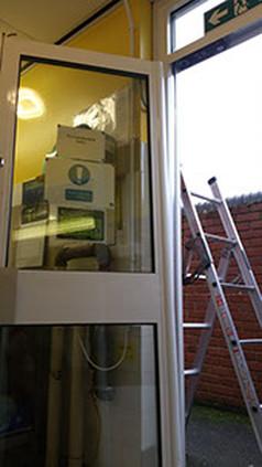 A locksmith in Bedfordshire 2018