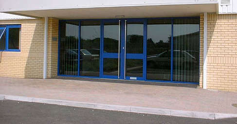 Aluminium Windows and Door Repairs 1