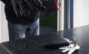 Home security and the lack of police funding